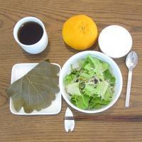 5月4日(土)の朝食 - ゆる朝食
