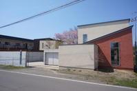 サクラハウス10日目 - 函館の建築家 『北崎 賢』日々の遊びと仕事