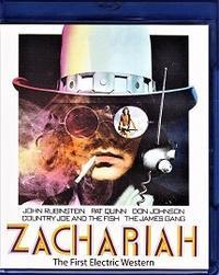 「ウェスタン・ロックザカライヤ」Zachariah  (1971) - なかざわひでゆき の毎日が映画三昧
