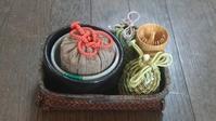 茶籠を作ろう - よしのクラフトルーム
