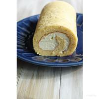 ごまとチーズのロールケーキ - cuisine18 晴れのち晴れ