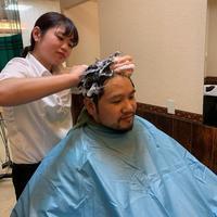スタシャン練習 - 赤坂・ニューオータニのヘアサロン大野ザメイン店ブログ