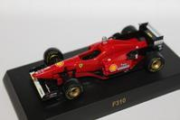 1/64 Kyosho Ferrari F1 F310 1996 - 1/87 SCHUCO & 1/64 KYOSHO ミニカーコレクション byまさーる