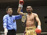 期待を裏切らない男5R3分7秒KO勝ち - 本多ボクシングジムのSEXYジャーマネ日記