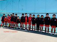 【U-10 ローズガーデン杯】健闘して3位!May 4, 2019 - DUOPARK FC Supporters