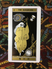 魔夜峰央タロット・魔術師の逆位置 - 神崎さんの占いと旅の日記