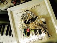 デコピアノ - eri-quilt日記3
