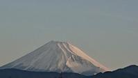 5月5日、我が家の駐車場から見た富士山です - 難病あっても、楽しく元気に暮らします(心満たされる生活)