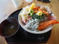 2019.04.23 閖上で海鮮丼 鳥の海で温泉 ジムニー日本一周後半39日目 - ジムニーとピカソ(カプチーノ、A4とスカルペル)で旅に出よう