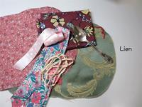 ハンドメイドバッグをカトラリーケースにリメイク 4 - Lien Style (リアン スタイル)