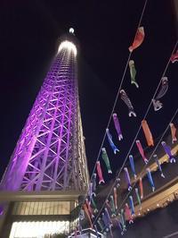 本日の東京スカイツリー(2019/05/05) - いつの間にか20年