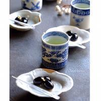 有田の器でお茶時間 - カエルのバヴァルダージュな時間