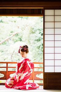 春爛漫・ご婚礼フォトプランご利用のお客様Part2はロケ撮影 - それいゆのおしゃれ着物レンタル
