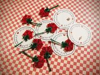 母の日にぬくもり込めてプレゼント♡ - 菓子と珈琲 ラランスルール 店主の日記。