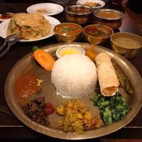 ネパール料理 - その日・その日