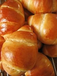 6の日のロールパン - slow life,bread life