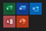 Office2016のアイコンが変わった! - 初心者のためのOffice講座-SupportingBlog1