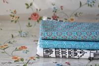 アルバートカイプ市場で購入したヨーロピアンな布&娘からの誕生日サプライズ♪ - neige+ 手作りのある暮らし