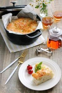 【レシピ】もちもち厚焼きフォカッチャ - Takacoco Kitchen