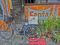 千葉 佐原 (2)  自転車のある風景 - 9 - 多分駄文のオジサン旅日記 2.0