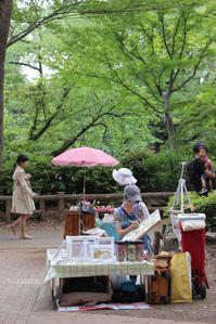 green in the city - 1*ときどき*5