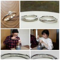 工房オリジナルの結婚指輪・婚約指輪 岡山 - 工房Noritake