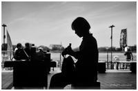 silhouette - BobのCamera