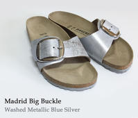 BIRKENSTOCK マドリッド BIG BUCKLE - a piece of Mix.