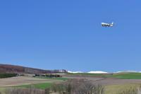 快晴すぎも・・・~旭川空港~ - 自由な空と雲と気まぐれと ~from 旭川空港~