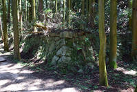 日本最大の山城、高取城登城記。その2<八幡口登り口~大手門> - 坂の上のサインボード