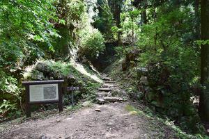 日本最大の山城、高取城登城記。 その3 <ニノ門~大手門> - 坂の上のサインボード