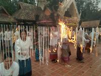 スケジュール更新とナーンの不思議な儀式 - 泰国的仙人生活