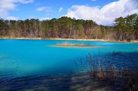 五月の水の色 - 風の香に誘われて 風景のふぉと缶