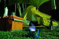 【VANVAN】キャンプの夜 - だいちゃんガレージ