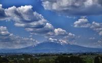 岩木山全景 - へっぽこな・・