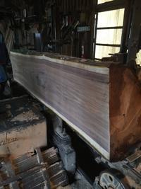 製材 - 家具工房モク・木の家具ギャラリー 『工房だより』