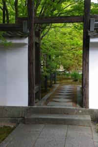 G.W広島帰省、その3 ~ 4/27、京都「天授庵」「平安神宮」 - 某の雑記帳