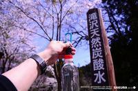 2019 SAKURA その16滝沢天然炭酸水 - WEEKEND EXTENDED LIFE-STYLE