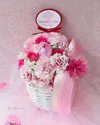 【たくさんのご注文ありがとうございました】母の日フラワーギフト - FLORAFLORA*precious flowers*ウェディングブーケ会場装花&フラワースクール*