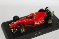 1/64 Kyosho Ferrari F1 412 T2 1995 - 1/87 SCHUCO & 1/64 KYOSHO ミニカーコレクション byまさーる