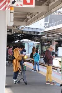 藤田八束の鉄道写真@ここは滋賀県彦根市、近江鉄道は楽しい電車が走ります、ひこにゃんに逢える街彦根市 - 藤田八束の日記