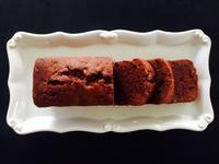 チョコレートのパウンドケーキ - yuko-san blog*