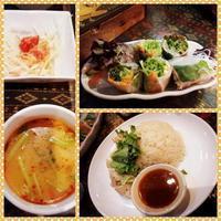 【お昼は】タイ・アヨタヤ・レストラン。【糖質制限解除】 - Simoneは洋裁したり、読書したり、外食したり。Simone fa vestits, lectures i menja.