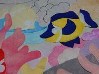 本日の作業〜ステンド... - ほっと一息・・~Sakura's Hawaiian QuiltⅡ