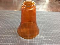 ガラスシェードオレンジ - プロップアイズ小道具リスト