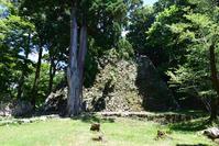 日本最大の山城、高取城登城記。その5<二ノ丸上段~本丸下> - 坂の上のサインボード