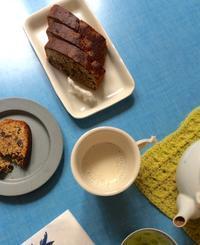 北原由紀子さんの食器で朝ごはん/世界が尊敬する日本人選出記念! - keiko's paris journal <パリ通信 - KSL>