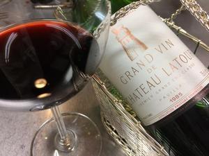 Grand vin - イル・レオーネ 千林大宮駅近くのシェフソムリエのブログ