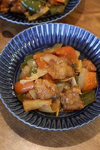 ロース酢豚 - KICHI,KITCHEN 2