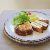 お昼ご飯〜ささ身のチーズカツ〜 - 料理教室 あきさんち